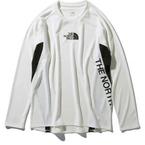 THE NORTH FACE(ザ・ノースフェイス) / ウェア / (送料無料)THE NORTH FACE(ノースフェイス)ランニング メンズ長袖Tシャツ L/S FLASHDRY Rの商品画像|ナビ
