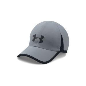 アンダーアーマー SHADOW CAP 4.0 Steel/Black/Reflective(035) 1291840 メンズ|ee-powers