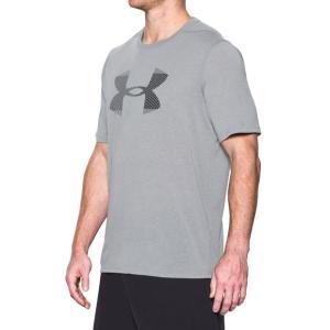 UNDER ARMOUR スレッドボーンサイロTシャツ<ビッグロゴ> TGH/GPH/BLK(025) 1290328 スポーツ メンズ ee-powers