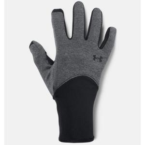 アンダーアーマー Ponte Liner Glove Black/Black(001) 1318635 レディース ee-powers
