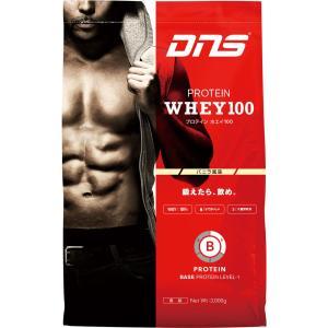 ディーエヌエス DNS プロテインホエイ100/バニラ風味 3kg スポーツ プロテイン・サプリ|ee-powers