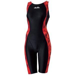 エレッセ カモFプリントオールインワン FINA承認 KR ES48101F 競泳 レディース|ee-powers