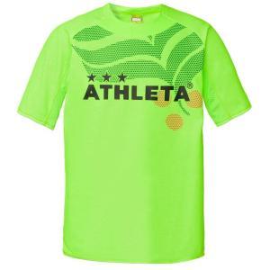ATHLETA アスレタ カラープラクティスシャツ 33-蛍光GRN 02295 サッカー フットサル メンズ ee-powers