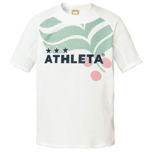 ATHLETA アスレタ カラープラクティスシャツ 10-WHT 02295J サッカー フットサル ボーイズ ee-powers