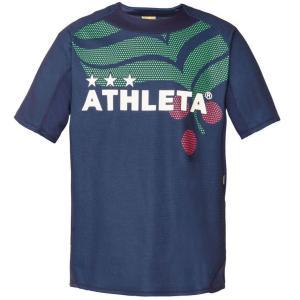 ATHLETA アスレタ カラープラクティスシャツ 90-NVY 02295J サッカー フットサル ボーイズ ee-powers