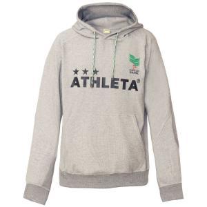 ATHLETA アスレタ ライトスウェットパーカー 60-杢GRY 03305 サッカー フットサル メンズ ee-powers