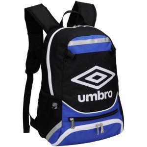 アンブロ ジュニア フットボールバックパック UJS1635J BLK サッカー フットサル キッズ umbro|ee-powers