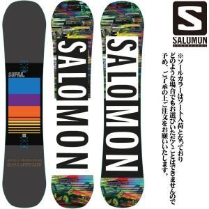 サロモン SALOMON SUPRA 138 L40043400 スノーボード ボード キッズ・ジュニア|ee-powers