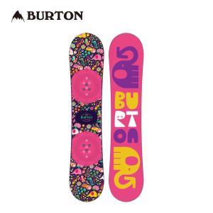 バートン Chicklet 130 107341 スノーボード キッズ BURTON|ee-powers