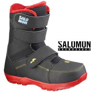 SALOMON サロモン WHIPSTAR BLACK L38004000 スノーボード ブーツ キッズ・ジュニア|ee-powers