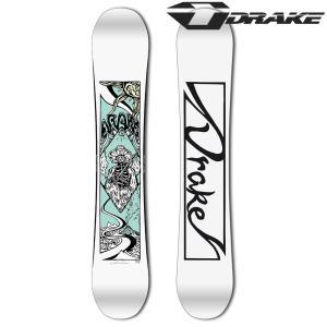 DRAKE ドレイク TEAM KOHEI 152 17K011006 スノーボード ボード|ee-powers