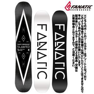 ファナティック スランテッド 153 18A011007 スノーボード メンズ FANATIC SLANTED ee-powers
