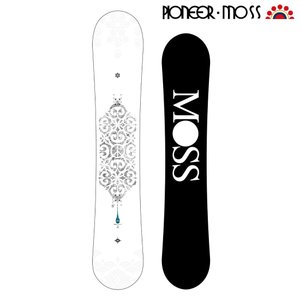 パイオニアモス トト 153.5 180019 スノーボード Pioneer MOSS TOTO|ee-powers