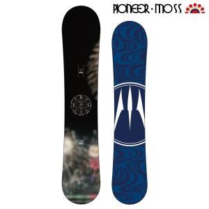 パイオニアモス エビス 135 180085 スノーボード Pioneer MOSS EBIS|ee-powers