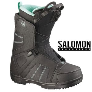 SALOMON サロモン SCARLET BLACK LIG...