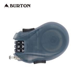 バートン Cable Lock 108021 Translucent Black スノーボード BURTON|ee-powers