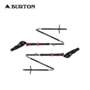 バートン Burton×Black Diamond Compactor Poles 165881 Black/Red スノーボード BURTON|ee-powers