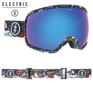 エレクトリック egg 19EGGCU フレーム/CURL レンズ/BROSE/BLUE CHROME スノーボード ELECTRIC|ee-powers