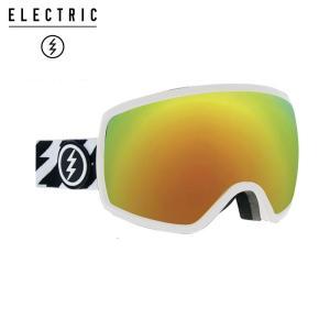 エレクトリック egg 19EGGV フレーム/VOLT WHITE レンズ/GREY/RED CHROME JP スノーボード ELECTRIC|ee-powers
