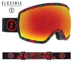 エレクトリック egg 19EGGR フレーム/ROSA レンズ/BROSE/RED CHROME  スノーボード ELECTRIC|ee-powers