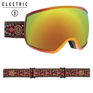 エレクトリック egg 19EGGS フレーム/SOUL レンズ/GREY/RED CHROME JP スノーボード ELECTRIC|ee-powers