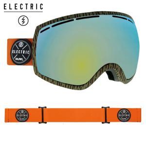 エレクトリック eg2 19EG2HCO フレーム/HOWL CO - LAB レンズ/GREY/GOLD CHROME JP スノーボード ELECTRIC|ee-powers