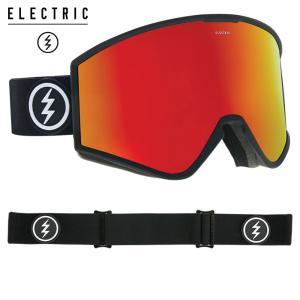 エレクトリック kleveland 19KMB フレーム/MATTE BLACK レンズ/BROSE/RED CHROME  スノーボード ELECTRIC|ee-powers