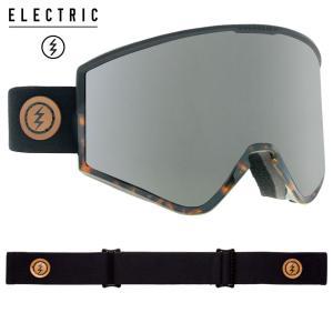 エレクトリック kleveland 19KD フレーム/DARK SIDE TORT レンズ/BROSE/SILVER CHROME  スノーボード ELECTRIC|ee-powers