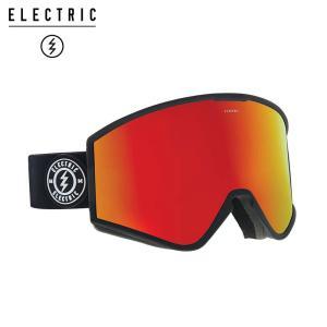 エレクトリック kleveland 19KE フレーム/ENGLISH レンズ/BROSE/RED CHROME  スノーボード ELECTRIC|ee-powers