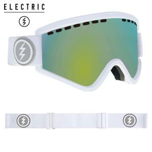 エレクトリック egv 19EGVMW フレーム/MATTE WHITE レンズ/GREY/GOLD CHROME JP スノーボード ELECTRIC|ee-powers