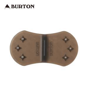 バートン Medium Spike Stomp Pad 108121 Translucent Black スノーボード BURTON|ee-powers
