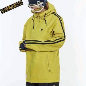 ダブルエー PHAT JACKET 721-183-06 DARK YELLOW スノーボード メンズ AA HARDWEAR|ee-powers
