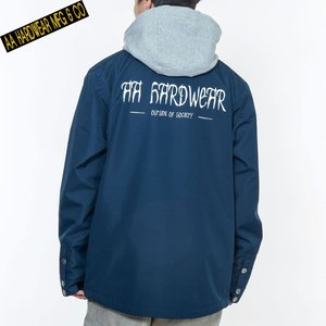 ダブルエー BARLY JACKET BLOND COLLECTION 721-183-08 PIRATE LOGO スノーボード メンズ AA HARDWEAR|ee-powers
