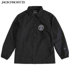 ジャックフロスト ワンスリー コーチ ジャケット JFJ91514 009/BLACK スノーボード JACKFROST 13 COACH JK|ee-powers