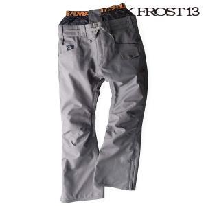 ジャックフロスト13 JACK FROST 13 STAYED PT 004(GRAY) JFP99603 スノーボード ウェア ユニ|ee-powers