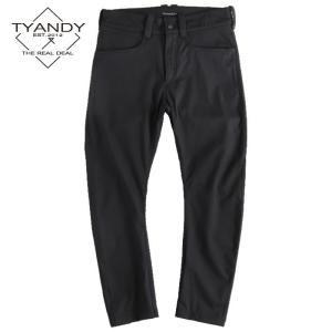 ティーアンディー  ボンデッド バナナ パンツ TYP91103 009/BLACK スノーボード TYANDY BONDED BANANA PT|ee-powers