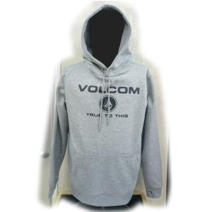 ボルコム VOLCOM 別注モデル BONDED HOODIE GRY G24518JB スノーボード ウェア メンズ 数量限定|ee-powers