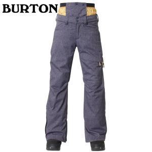 BURTON バートン Women's Zippy Pant Denim 115551 スノーボード レディース 【送料無料】 ee-powers