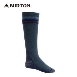バートン Emblem Midweight Snowboard Sock 100681 Indigo Heather スノーボード メンズ BURTON|ee-powers