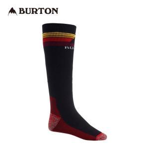 バートン Emblem Midweight Snowboard Sock 100681 True Black スノーボード メンズ BURTON|ee-powers