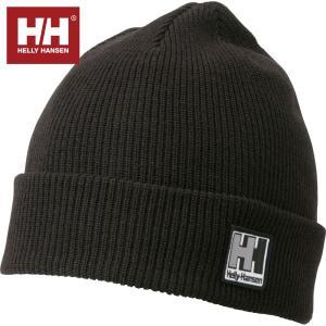 ヘリーハンセン プレーンビーニー HC91859 K スノーボード HELLY HANSEN Plain Beanie|ee-powers