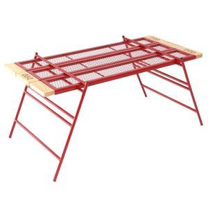 ディーオーディー カシステーブル CASSIS TABLE レッド TB4-535-RD アウトドア ee-powers