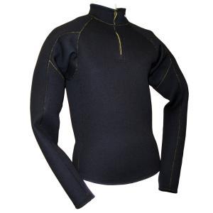 クライムゾーン エアーバックス ジャケット ブラック MA-2010 渓流 保温 ウェア 秀山荘オリジナル|ee-powers