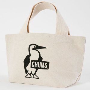 チャムス Booby Mini Canvas Tote Black CH60-2367|ee-powers