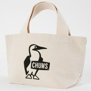 チャムス CHUMS Booby Mini Canvas Tote Black CH60-2367|ee-powers