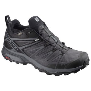 サロモン X ULTRA 3 GORE-TEX(R) L39867200 Black×Magnet×Quietshade メンズ SALOMON|ee-powers