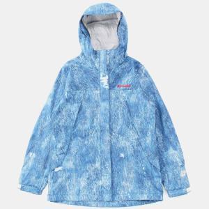 コロンビア Columbia Wabash Women's Patterned Jacket 426/C.Navy Denim Pattern PL2756 レディース ee-powers