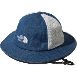 ノースフェイス キッズデニムメッシュハット NNJ01813 LO キッズ THE NORTH FACE Kids' Denim Mesh Hat|ee-powers