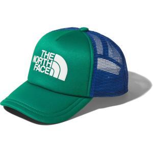 ノースフェイス キッズロゴメッシュキャップ NNJ01911 PR キッズ THE NORTH FACE Kids' Logo Mesh Cap|ee-powers