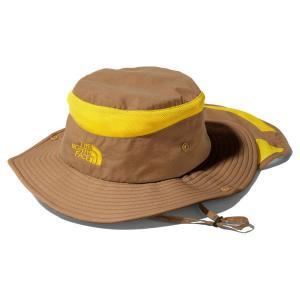ノースフェイス ノベルティサンシールドハット NNJ01906 CS キッズ THE NORTH FACE K Novelty Sunshield Hat|ee-powers